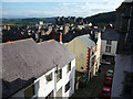 SH7877 : Rooftops of Conwy by Phil Champion