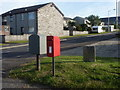 HY4510 : Kirkwall: postbox № KW15 126, The Meadows by Chris Downer