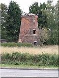 TF0684 : Faldingworth Mill by J.Hannan-Briggs
