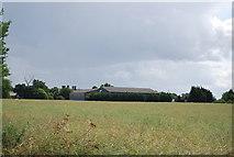 TQ5784 : Manor Farm by N Chadwick