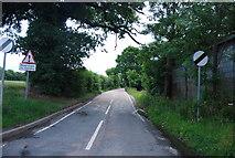 TQ5885 : Pea Lane by N Chadwick