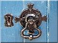 NT5368 : Detail, Yester Kirk by Maigheach-gheal