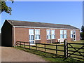 TM3544 : Hollesley Village Hall by Adrian Cable