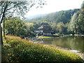 SO1706 : Oriental pavilion, Festival Park, Ebbw Vale by Jaggery