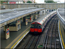 TQ1979 : Acton Town tube station by Thomas Nugent