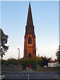 SJ8889 : St Matthew's Church, Edgeley by David Dixon