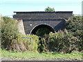 SP9219 : Railway Bridge by Mr Biz