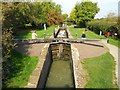 SP4747 : Oxford Canal-Broadmoor Lock by Ian Rob