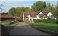 TL4201 : Lower Lodge House by Roger Jones
