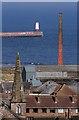 NU0051 : Landmarks at Spittal by Walter Baxter