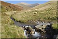 SD6595 : Ford in Bram Rigg Beck by Ian Taylor