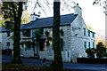 SH6141 : Brondanw Arms, Garreg, Gwynedd by Peter Trimming