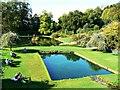 ST7475 : Ponds, Dyrham Park by Brian Robert Marshall
