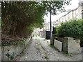 SE1534 : Back Marlborough Road by Christine Johnstone