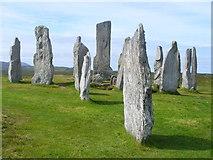 NB2133 : Calanais Standing Stones - Callanish by Colin Smith