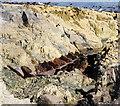 J4982 : Shipwreck remains, Bangor by Rossographer