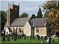 SK6757 : St Swithin's Church, Kirklington by J.Hannan-Briggs