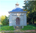 ST8115 : The Hanham family mausoleum by Jonathan Kington