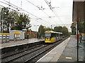 SJ7994 : Stretford Tram Station by Gerald England