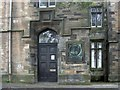 NT0077 : Entrance of Sheriff Court, Linlithgow by Lairich Rig