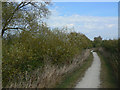 SK6833 : Grantham Canal by Alan Murray-Rust