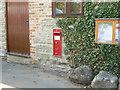 SK6733 : Owthorpe Postbox ref. No. NG12 118 by Alan Murray-Rust