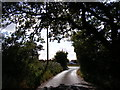TM2641 : Newbourne Road by Geographer