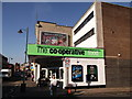 TQ3172 : The Co-operative Supermarket, West Norwood by David Anstiss