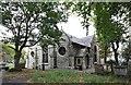 TQ3780 : St Matthias, Poplar High Street, Poplar by John Salmon