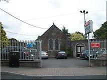 N9690 : Former Wesleyan Chapel in Market Street by Eric Jones