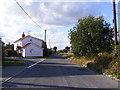 TM2839 : Falkenham Road, Falkenham by Adrian Cable