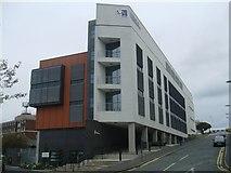 SO9199 : MX Building - Wolverhampton University by John M