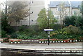ST8260 : Hyphens or no hyphens, Bradford-on-Avon railway station by Jaggery