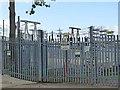 NY3861 : Harker Substation by Oliver Dixon