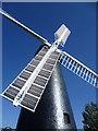 TQ3074 : Brixton Windmill by Marathon