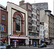 TQ2879 : 156-160 Victoria Street by Stephen Richards