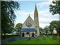 NZ1238 : St Philip & St James Church, Tow Law by Alexander P Kapp