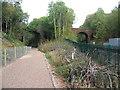 SP2973 : Two bridges, Common Lane by E Gammie
