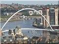 NZ2563 : Millennium Bridge by Finlay Cox