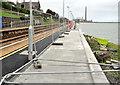 J4288 : Downshire station, Carrickfergus (3) by Albert Bridge