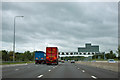 TQ5593 : M25 anticlockwise by Robin Webster