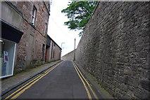 NT9953 : Town Walls, Bank Hill by N Chadwick