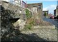 SE0821 : Former public conveniences, Greetland by Humphrey Bolton