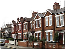 TQ2284 : Parkfield Road, NW10 by Mike Quinn