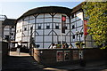 TQ3280 : Shakespeare's Globe Theatre by Philip Halling