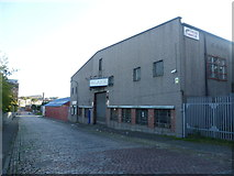 NT2676 : Blake engineering works, South Fort Street by kim traynor