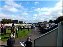 SU0928 : The crowds start to gather by Jonathan Kington