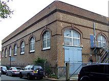 TQ1979 : Building on Bollo Lane by Thomas Nugent