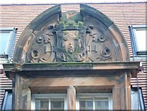 NT2676 : Victorian sculpture detail, former Leith Hospital by kim traynor