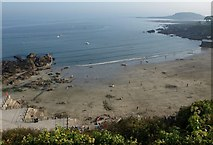 SX2553 : Looe Beach by Derek Harper